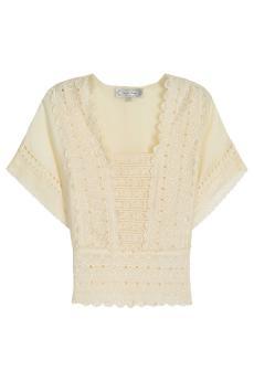 Beyond vintage blouse