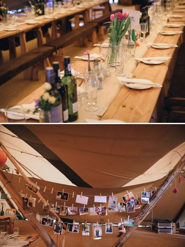 tipi wedding decor, image by http://www.tinoandpip.co.uk/
