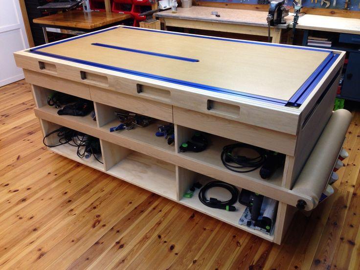Pocket Hole Jig Projects Garage Cabinet Plans