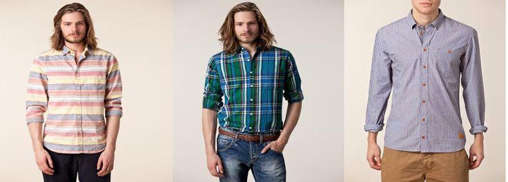 Lidt forskellige skjorter fra Nelly.com