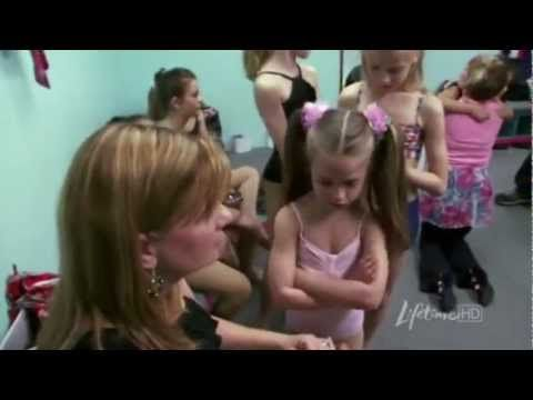 Dance moms - Mackenzie doesn't wanna sing. - YouTube.   What a bad mom