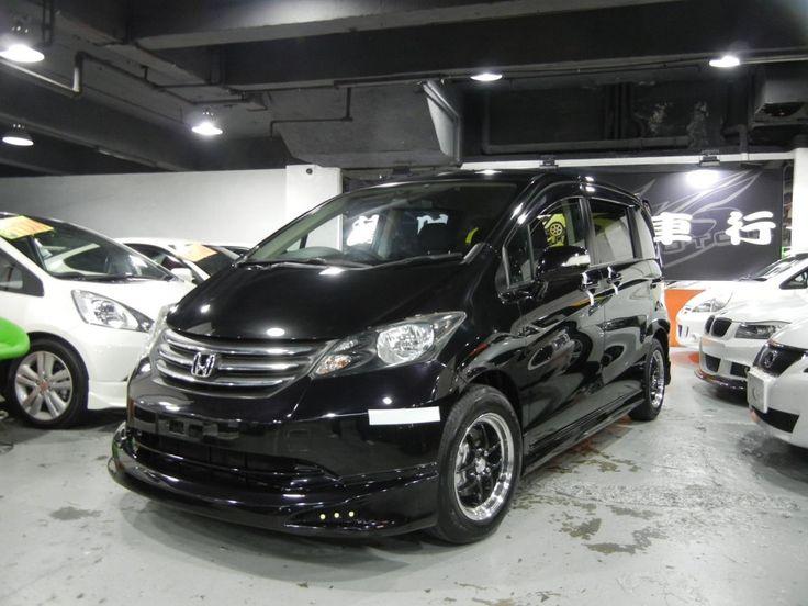 車廠:Honda 型號:FREED GB3 新舊:二手 軚盤:右軚 年份:2010年 傳動:AT 自動波 容積:1500cc 座位:7座 顏色:黑色 車廂:黑色 售價:$109,000 聯絡:91213966鍾生 97005379鄧生 90435892吳生() #driver.com.hk #HK #Honda