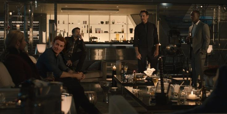 The boys are back in town...official #Avengers #AgeOfUltron stills have arrived!