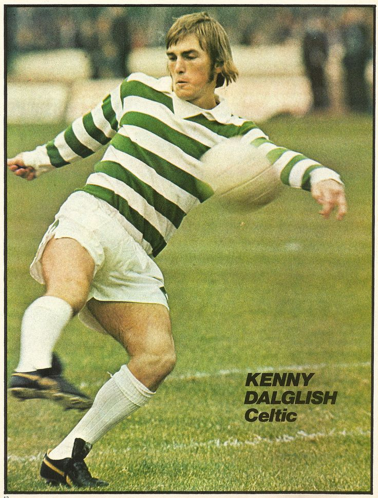 https://flic.kr/p/qEyMFf | #KennyDalglish #Celtic #Shoot! 1973-02-17