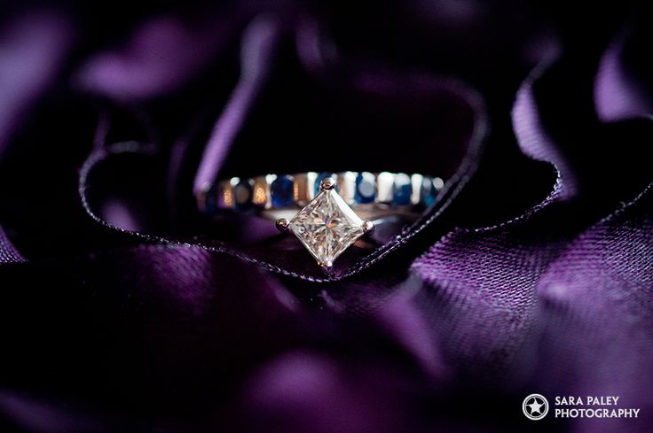 Sara Paley Photography @sarapaleyphoto #paleypix  macro wedding ring photography