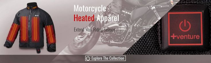 Venture Heat® new Web Store is now LIVE! Shop your favorite motorcycle heated Clothing - heated gear and winter heated apparel.  SHOP NOW!!! www.ventureheat.com  Venture Heat® 3621 Serpentine Dr Los Alamitos, CA 90720-2440 (877) 261-9477 (310) 412-1070  #heatedclothing #heatedjacket #heatedvests #heatedhoodie #heatedgear #heatedapparel #heatedgloves #heatedmittens #heatedsweater — at California.