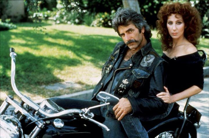 Mask...Sam Elliott & Cher | Pictures of People/Things ...