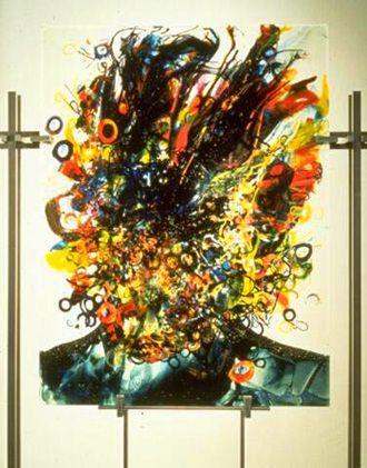 David Ruth and Narcissus Quagliata | Artistic Collaborations