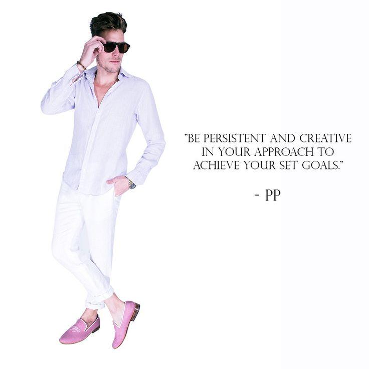 PIETER PETROS || QUOTES || Creativity is the key! #PIETERPETROS #TuesdayTip #inspirationfashion