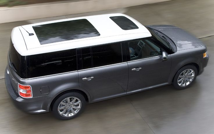 2009 ford flex reviews 750 X 469