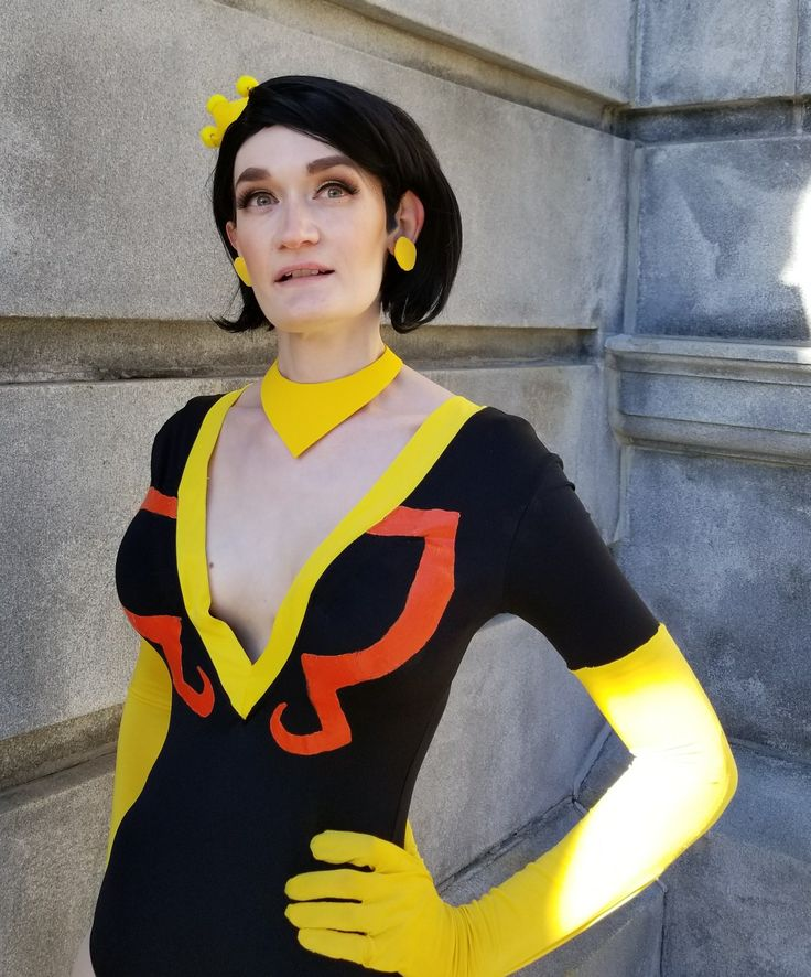 Dr. Mrs. The Monarch Cosplay by Rebecca Miller, The Venture Bros. Dr. Girlfriend, Adult Swim
