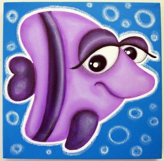 Ik ben OK 12 x 12 Acryl schilderij op canvas door art4barewalls