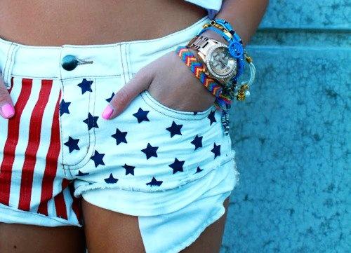 White American Flag Shorts #white #flag #shorts www.loveitsomuch.com