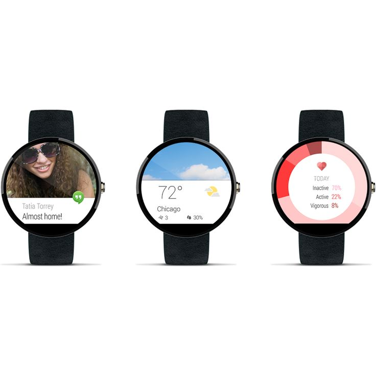 Moto 360 (Black Leather) - Devices on Google Play