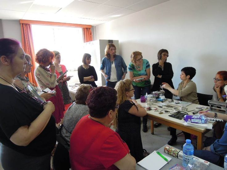 Workshop in Belgium. may 2016 | by Ольга Леднева