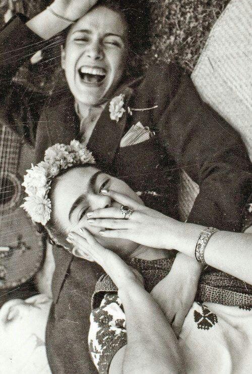 La risa de las mujeres