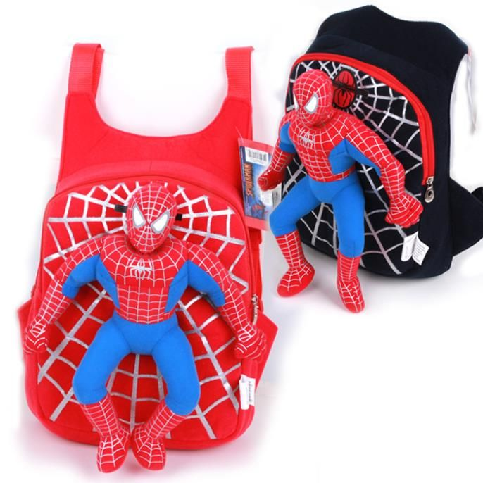 @@@best price2016 new children baby cute 3D Spiderman backpack schoolbag for boys girls cartoon Spider-man bags Kids Plush mochila infantil2016 new children baby cute 3D Spiderman backpack schoolbag for boys girls cartoon Spider-man bags Kids Plush mochila infantilIt is a quality product...Cleck Hot Deals >>> http://id372405618.cloudns.ditchyourip.com/32312597344.html images