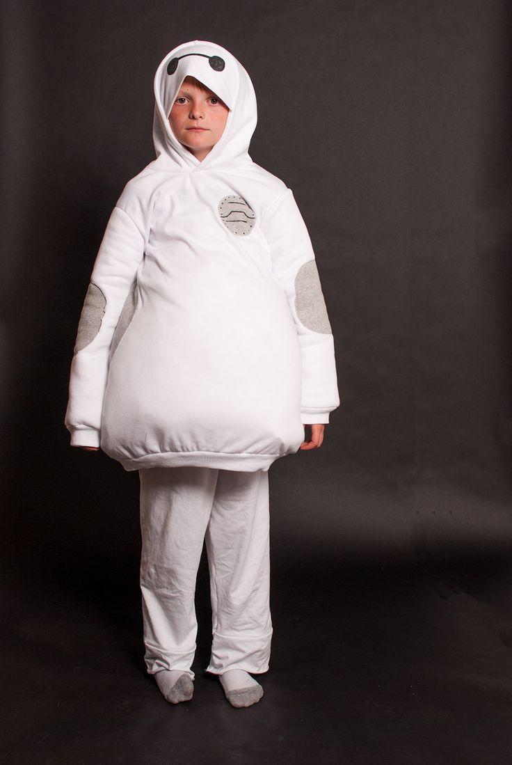 DIY Baymax Costume