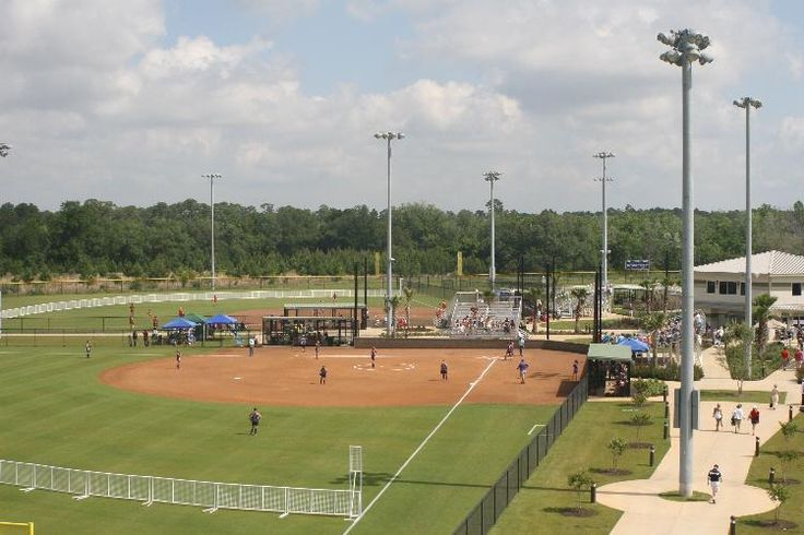17 Best images about Sports Facilities in Gulf Shores ...