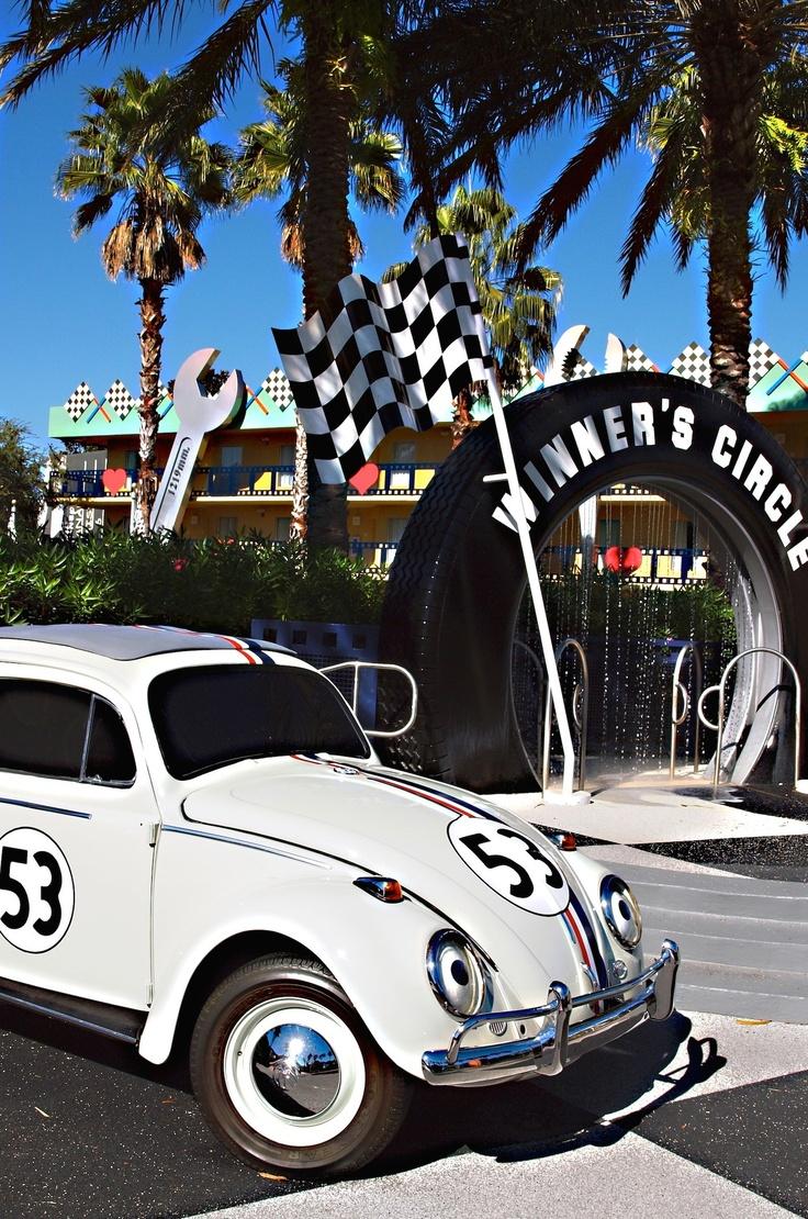 Disney Studio HERBIE THE LOVE BUG | Disney Pics | Love ...
