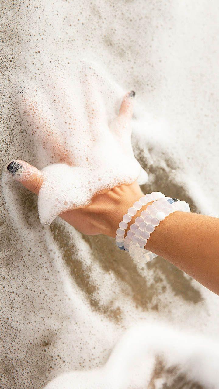 Bringing balance to the world. Obsessed with my Lokai bracelet! #livelokai