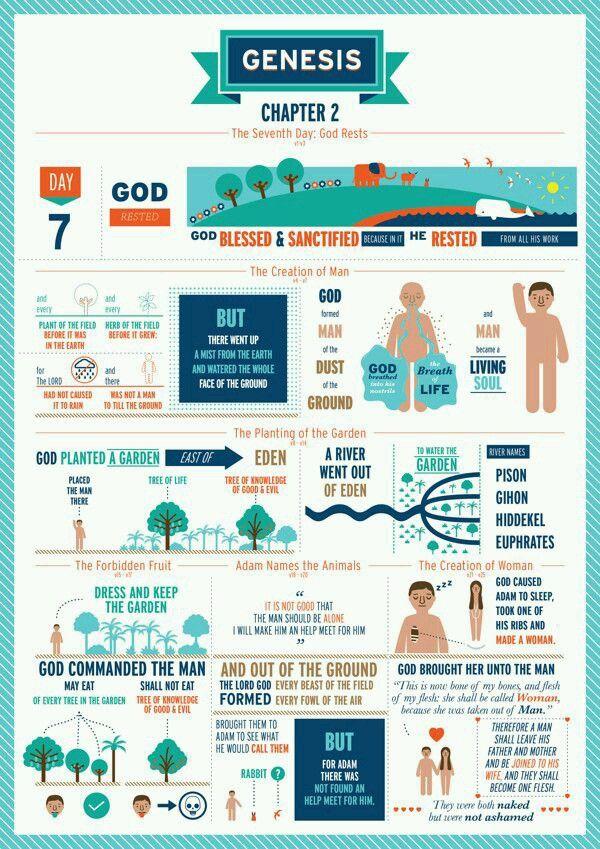 Bible study lesson on genesis 2