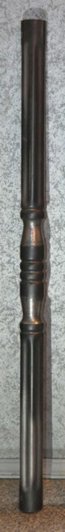 ВБ-15 Стильная кованая балясина для перил http://korolev-kovka.ru/vb15-stilnaja-kovanaja-baljasina-dlja-peril/  ВБ-15 Стильная кованая балясина для перил отличается своим привлекательным дизайном и оригинальной обработкой поверхности. Данный вид балясин для перил – это...