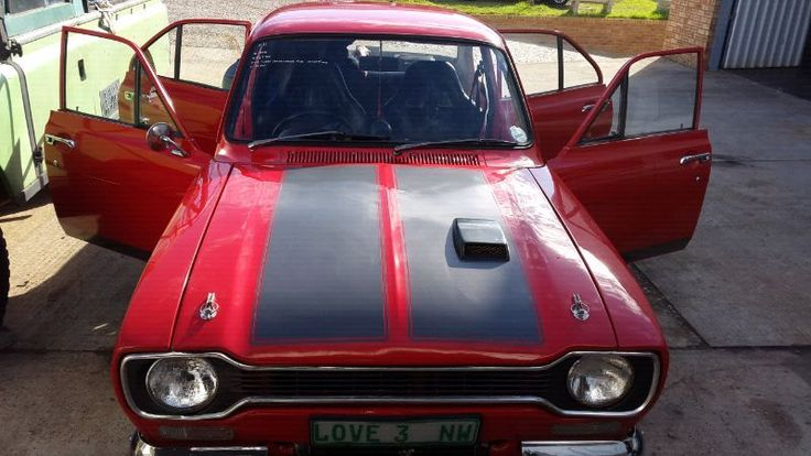 1976 Ford Escort 1.6 Kent Turbo | Mosselbaai | Gumtree South Africa | 144117441