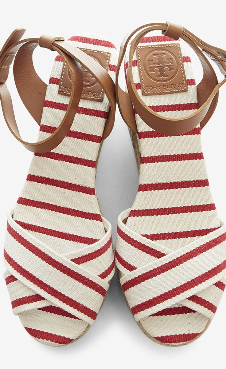 Candy Stripe Wedges