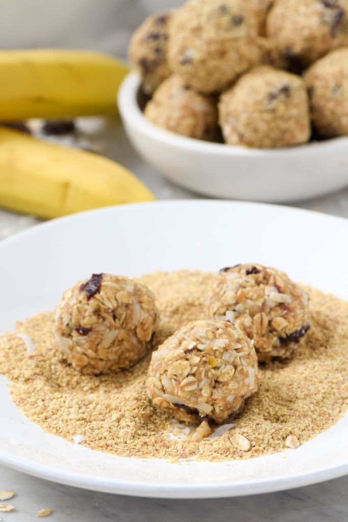 No-bake nut-free lentil oat energy bites. Packed with fiber and protein, these vegan energy bites taste like an oatmeal raisin cookie! Nutritious snack for kids that is nut and peanut-free.