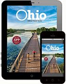 There's an App for that! Download the Official Ohio Travel Guide App for Android and Apple tablets and smartphones