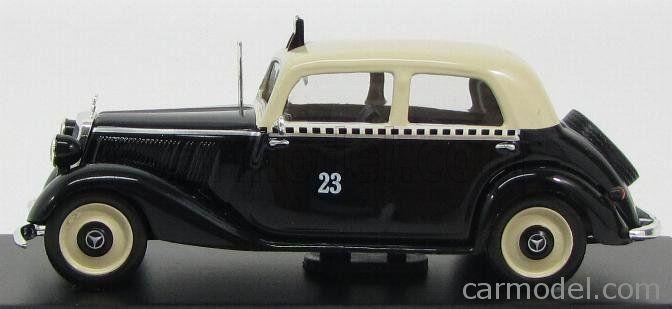 EDICOLA 7157101 1/43 MERCEDES BENZ 170V TAXI BERLIN 1952