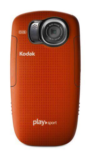 Kodak PlaySport Zx5 HD Waterproof Pocket Video Camera - Red 2nd Generation. From Kodak . List  Price $159.00 Price $88.10