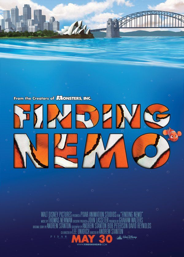 16 best finding nemo the musical poster inspiration images on 8 alternative movie poster designs for disney pixars finding nemo graphicdesign design poster altavistaventures Gallery