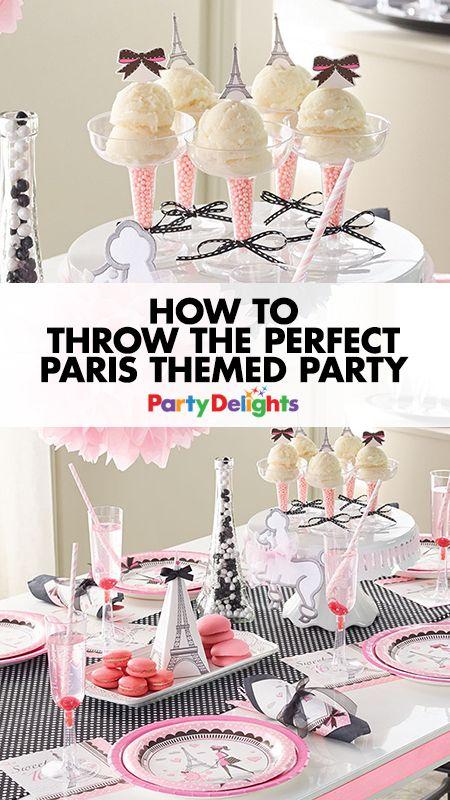 Parisian Decorating Style best 25+ paris party decorations ideas on pinterest | paris theme