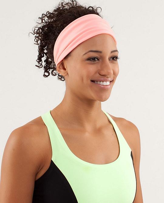 bang buster headband *reversible   womens headwear