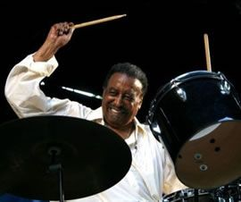 Chico Hamilton - started his career in a band with Charlie Mingus, Illinois Jacket, Ernie Royal, Dexter Gordon, Buddy Colette and Jack Kelso.  (Wikipedia)