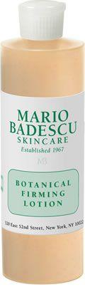 Botanical Firming Lotion from Mario Badescu Skin Care via mariobadescu.com