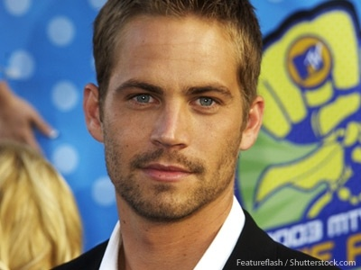 Paul Walker-Christian. Long before The Fast and the Furious Paul Walker starred in an episode of television's Touched By An Angel. This role didn't come as a surprise to any of his family, as Walker was raised Mormon and attended Christian schools throughout his life. He isn't a Mormon though, he is a non-denominational Christian.