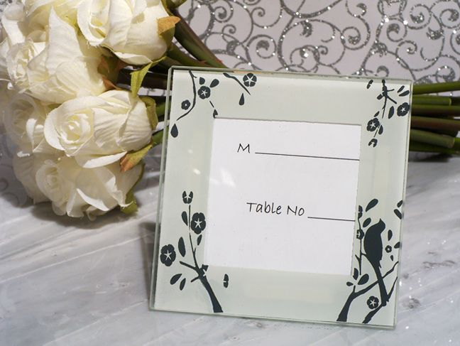 165 best Place Card Frame Favors images on Pinterest | Marque place ...
