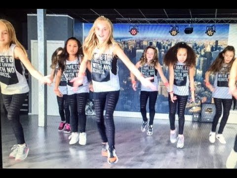 Hair - Little Mix - Easy Kids Dance - Warming-up Fitness Choreography - YouTube