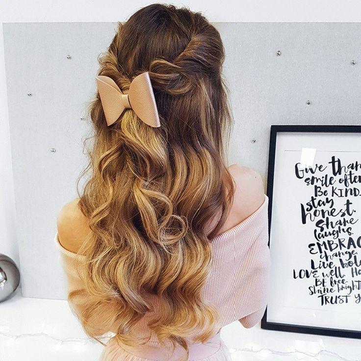 einfache frisuren - coole ideen für sommertage | frisuren