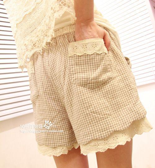 TOOO Cute Mori-Gal shorts