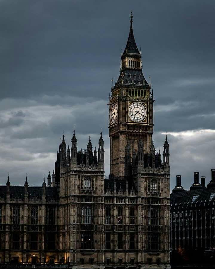Big Ben & House of Parliament. London.-