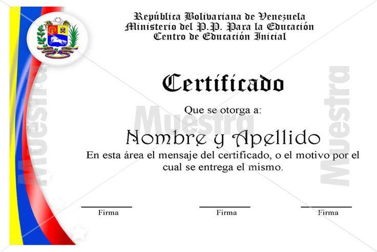 Modelos de reconocimientos para imprimir - Imagui \u2026 diplome et - modelos de certificados