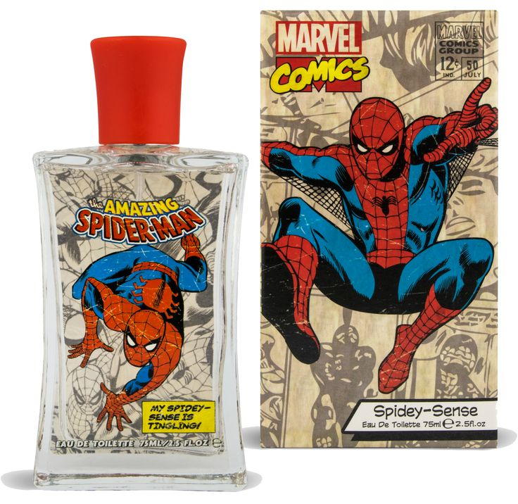 SPIDERMAN 75ML