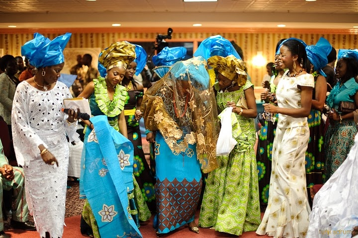 Yoruba wedding I honestly want a very African themed wedding. In terms of the fashion.