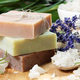 Domácí mýdlo bez chemie