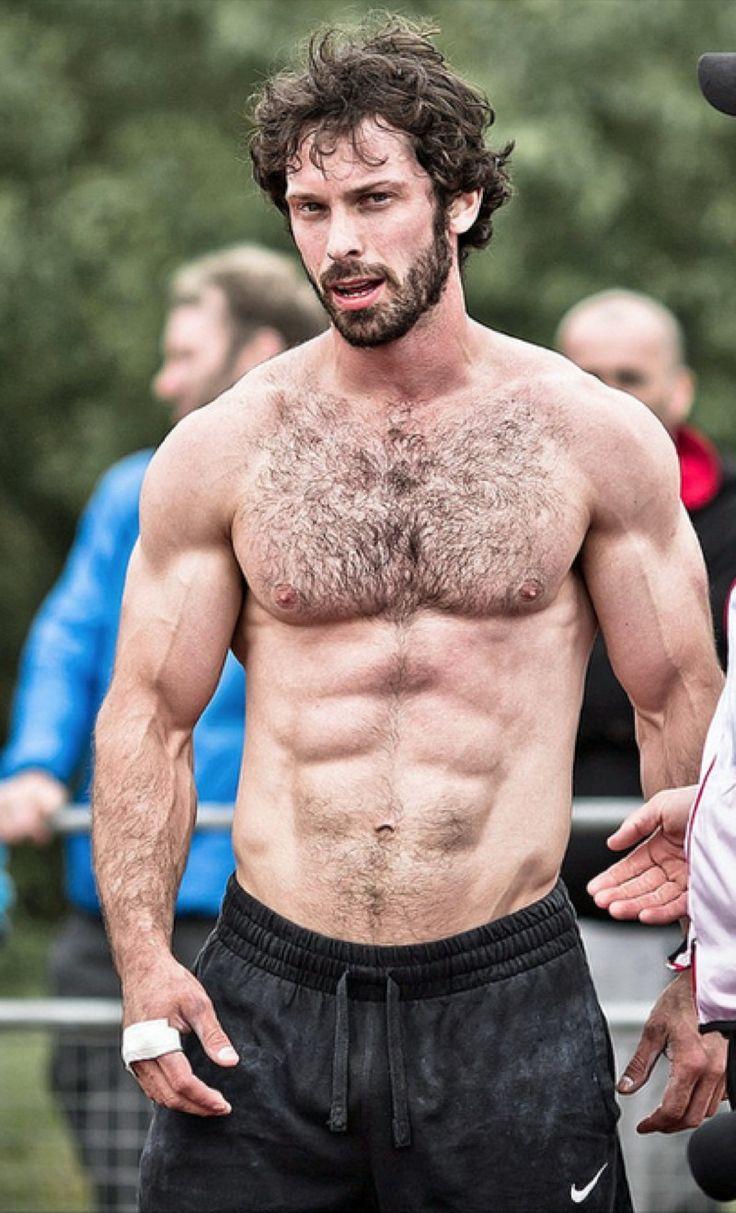 Hot Naked Athletic Men