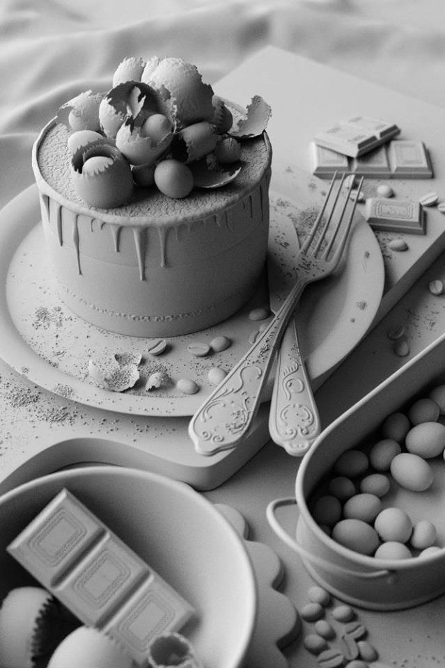 We suddenly have the urge to use Autodesk 3ds Max and bake a cake! http://www.lucas3d.net/